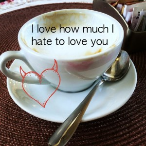 Coffee Love Hate