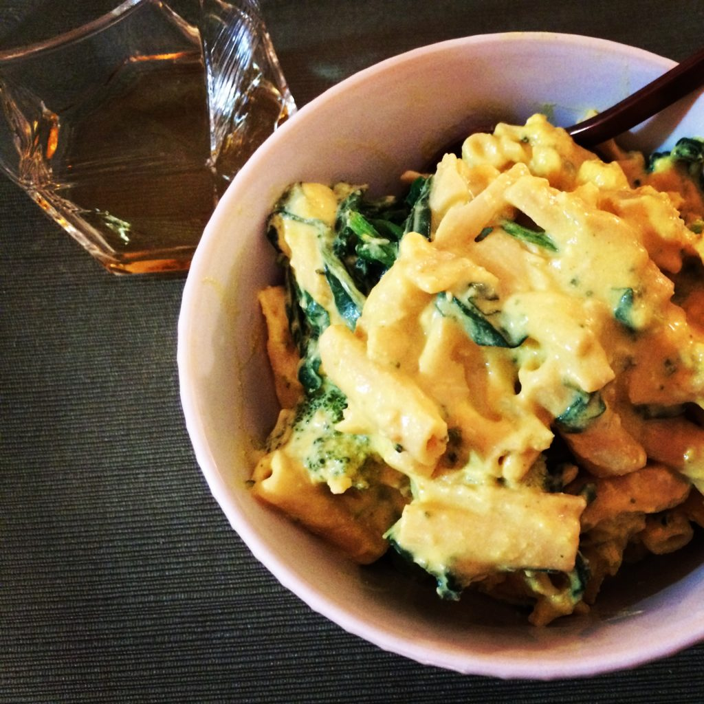IMG 2243 1024x1024 - Easy Vegan Mac & Cheese
