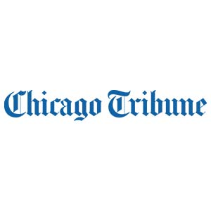 Chicago Tribune Logo - Home