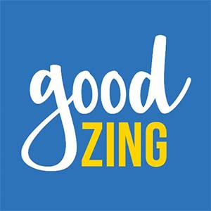 Good Zing Logo - Home