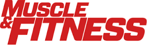 MuscleandFitnessLogo - In the Media: Recent Publications and Appearances