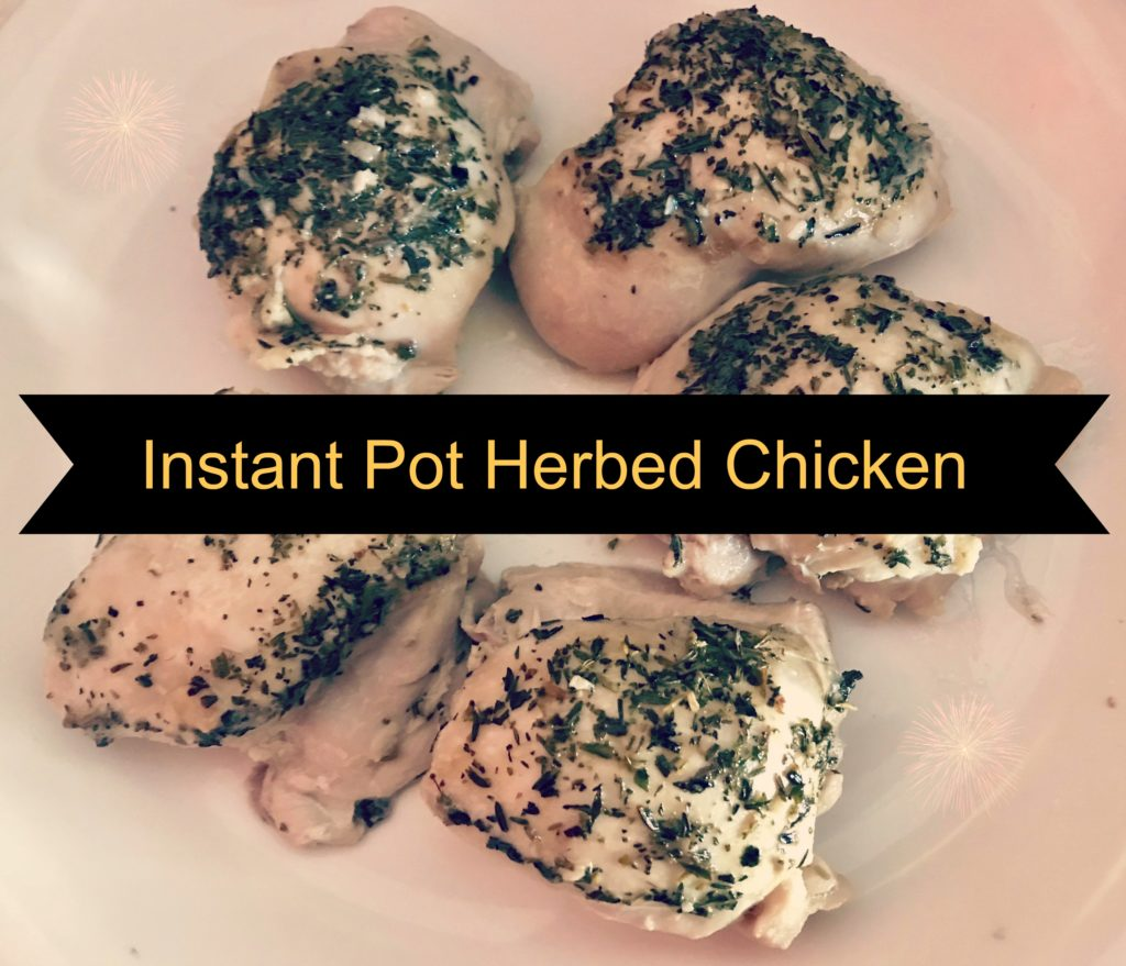 PinInstantPotChickenDone 1024x879 - Instant pot chicken