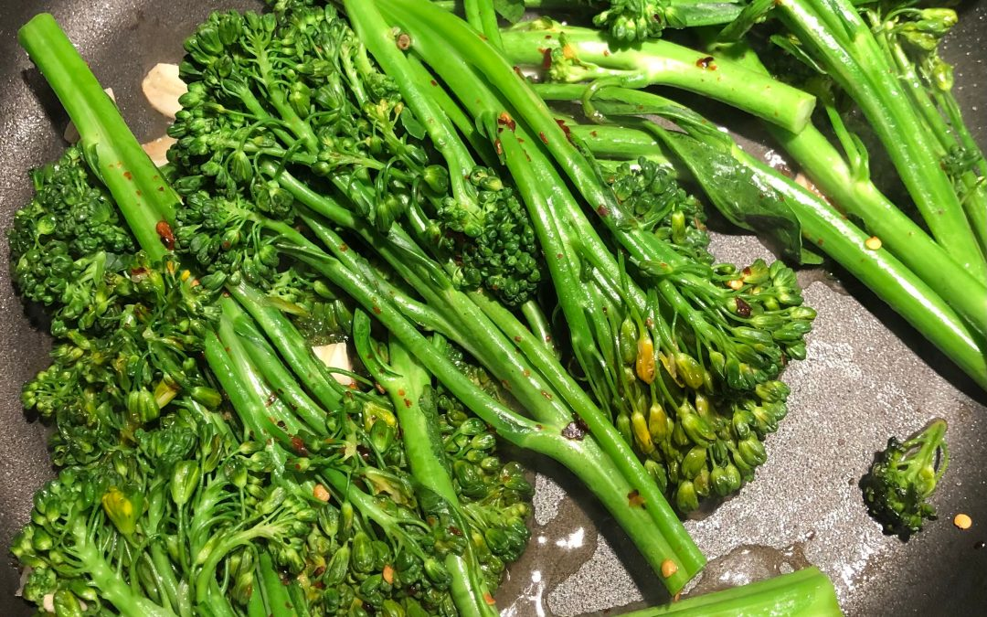 This Easy Broccolini Side Will Quickly Brighten Your Dinner